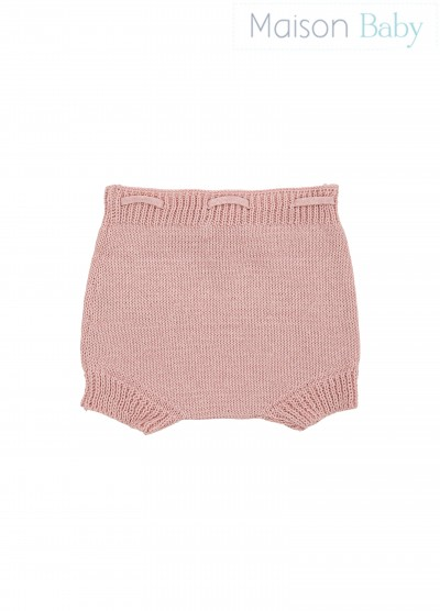 Bloomer Tricot - Maison Baby